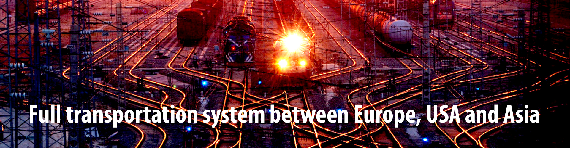 Full transportation system between Europe, USA and Asia - Master Mind Logistic